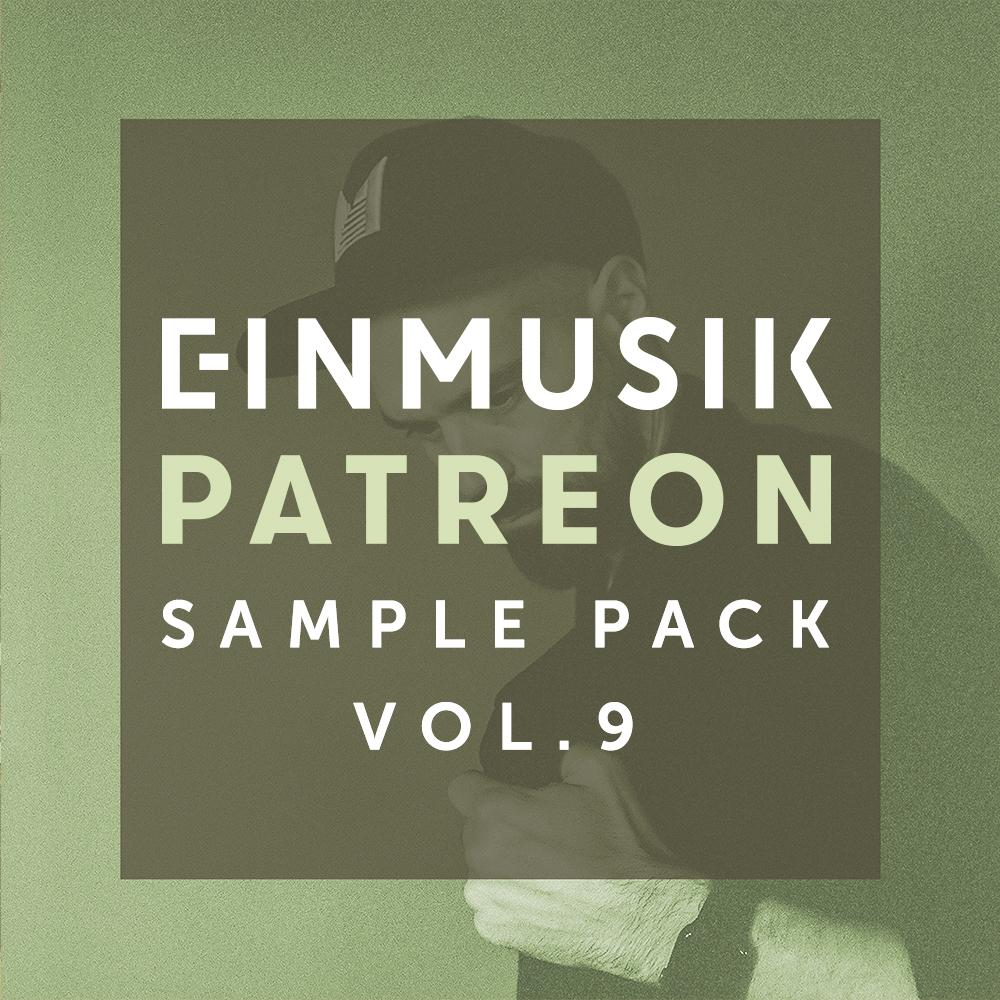 Patreon Sample Pack Vol. 9